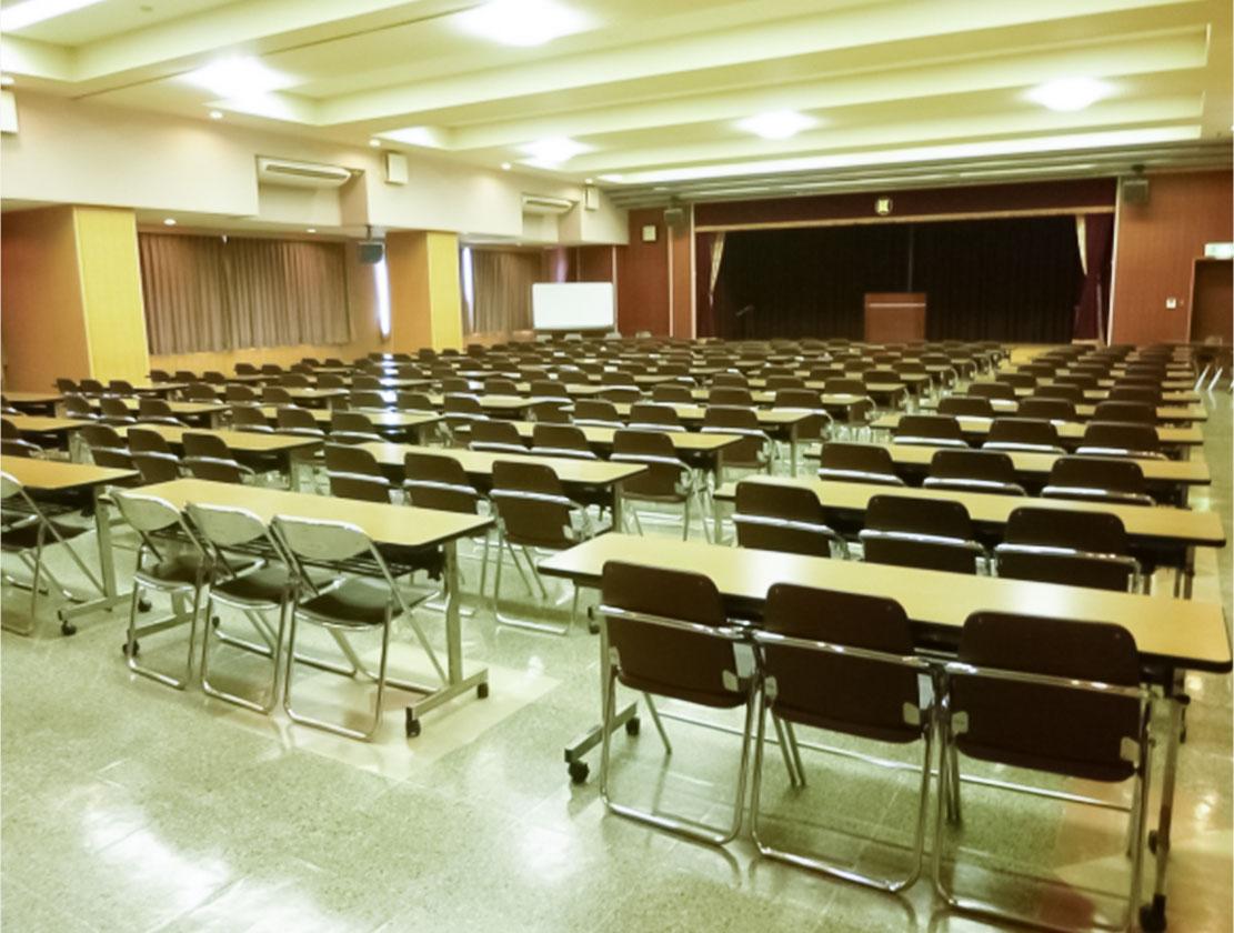 講堂・ホール